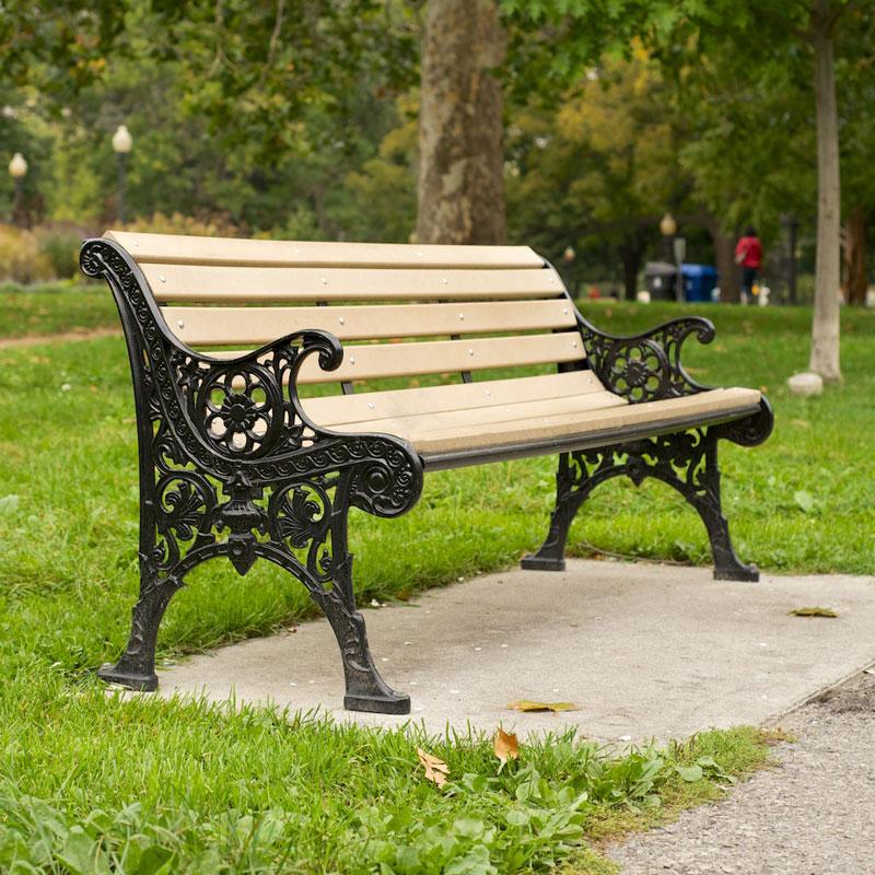 banc de parc classic victorian cd victorian nova mobilier. Black Bedroom Furniture Sets. Home Design Ideas