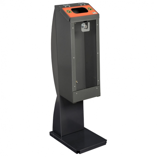 Nova Mobilier collecteur piles battery bin collector CP15L 2 web