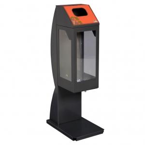 Nova Mobilier collecteur piles battery bin collector CP30L V2 1