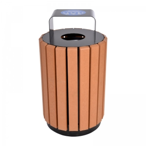 CITY-R, pour Recyclable avec dôme de protecteur d'intempérie